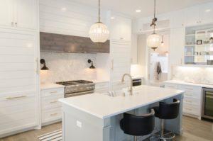 luxury home in Kelowna kitchen