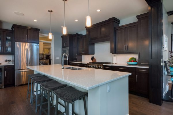 Kitchen 455 Lakepointe Quincy Vrecko Kelowna Homes