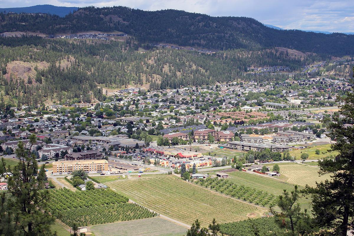 Glenmore Valley Neighbourhood Quincy Vrecko Kelowna