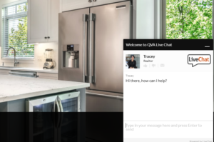 live chat-Kelowna real estate technology trends