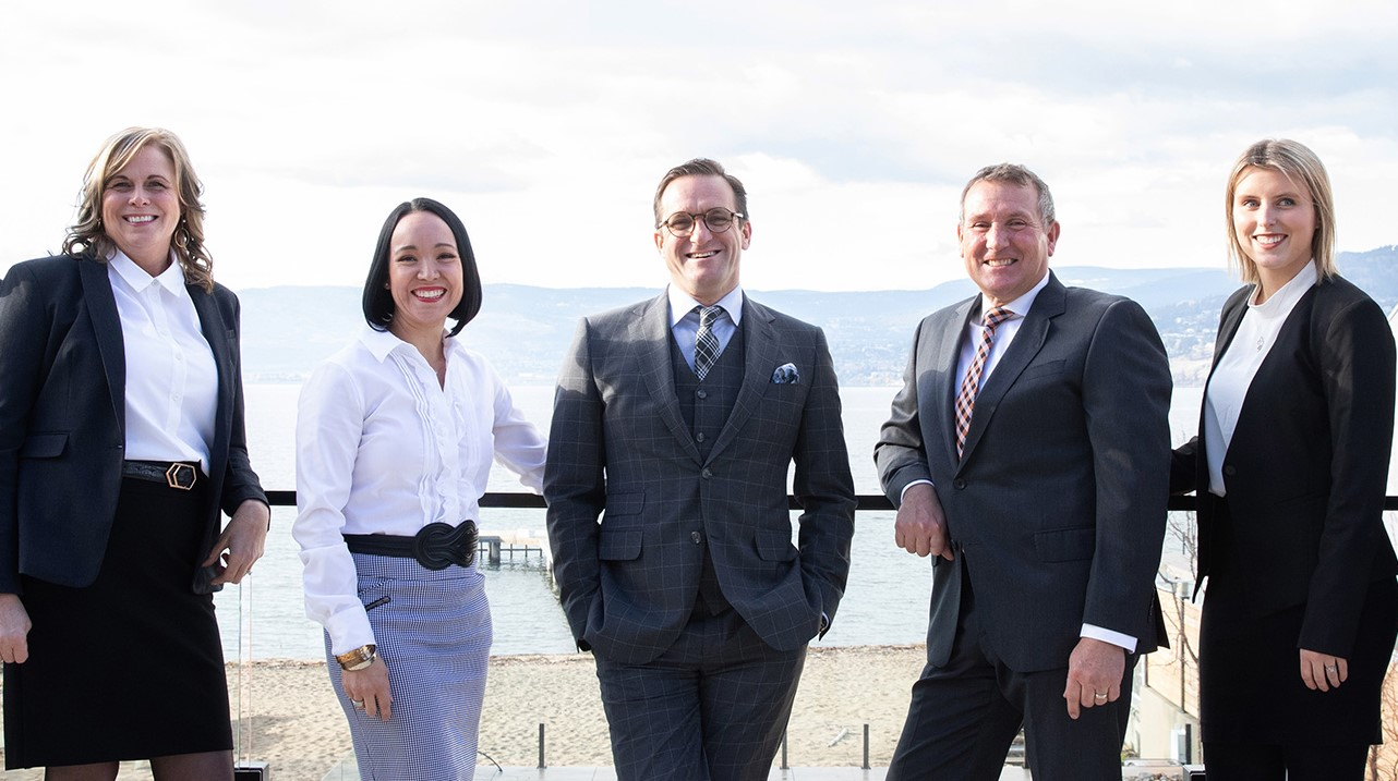 Quincy Vrecko and Associates Kelowna Real Estate
