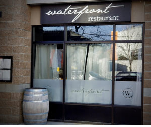 Waterfront Wines Kelowna