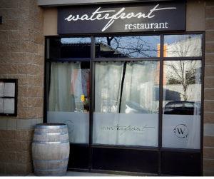 Waterfront Wines Kelowna