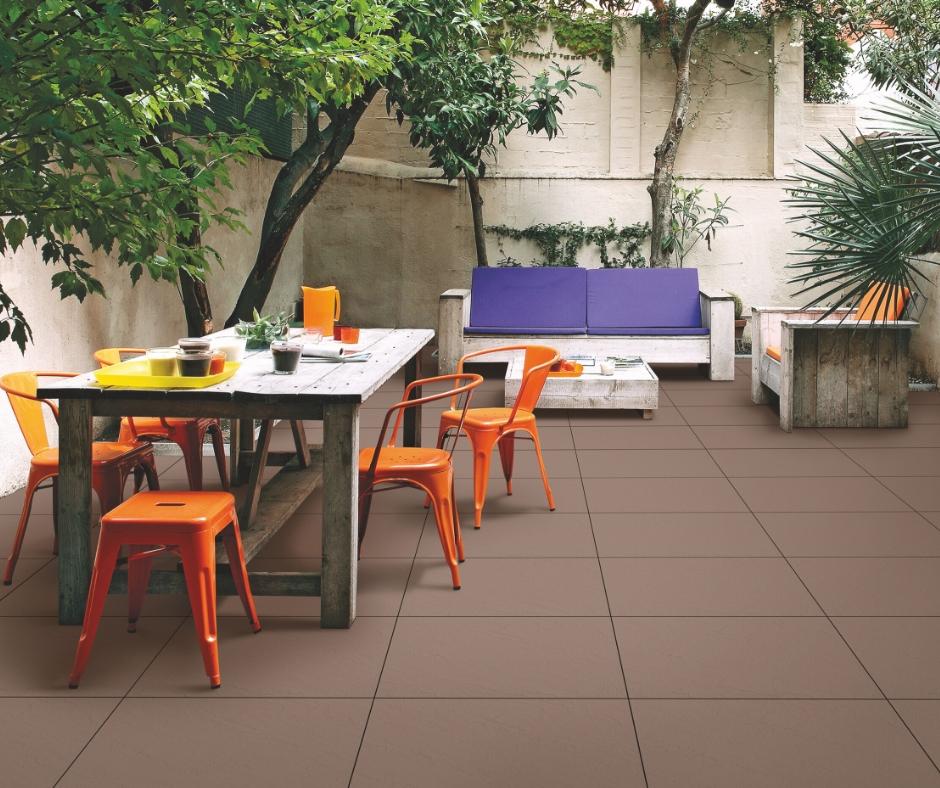 Outdoor Tiles QVA