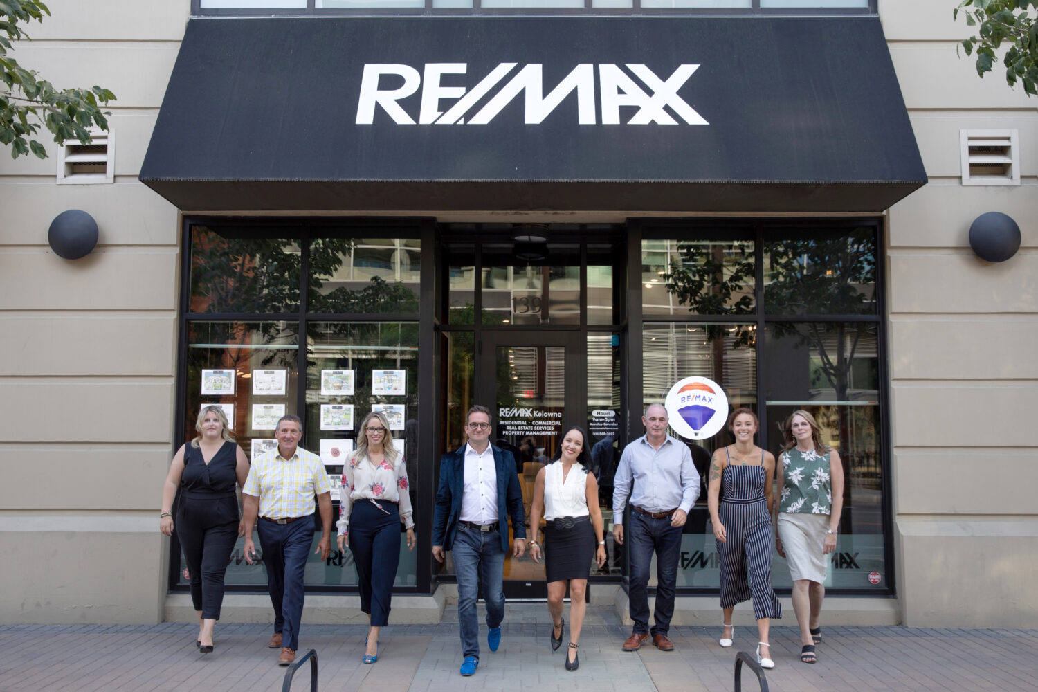 REMAX office downtown
