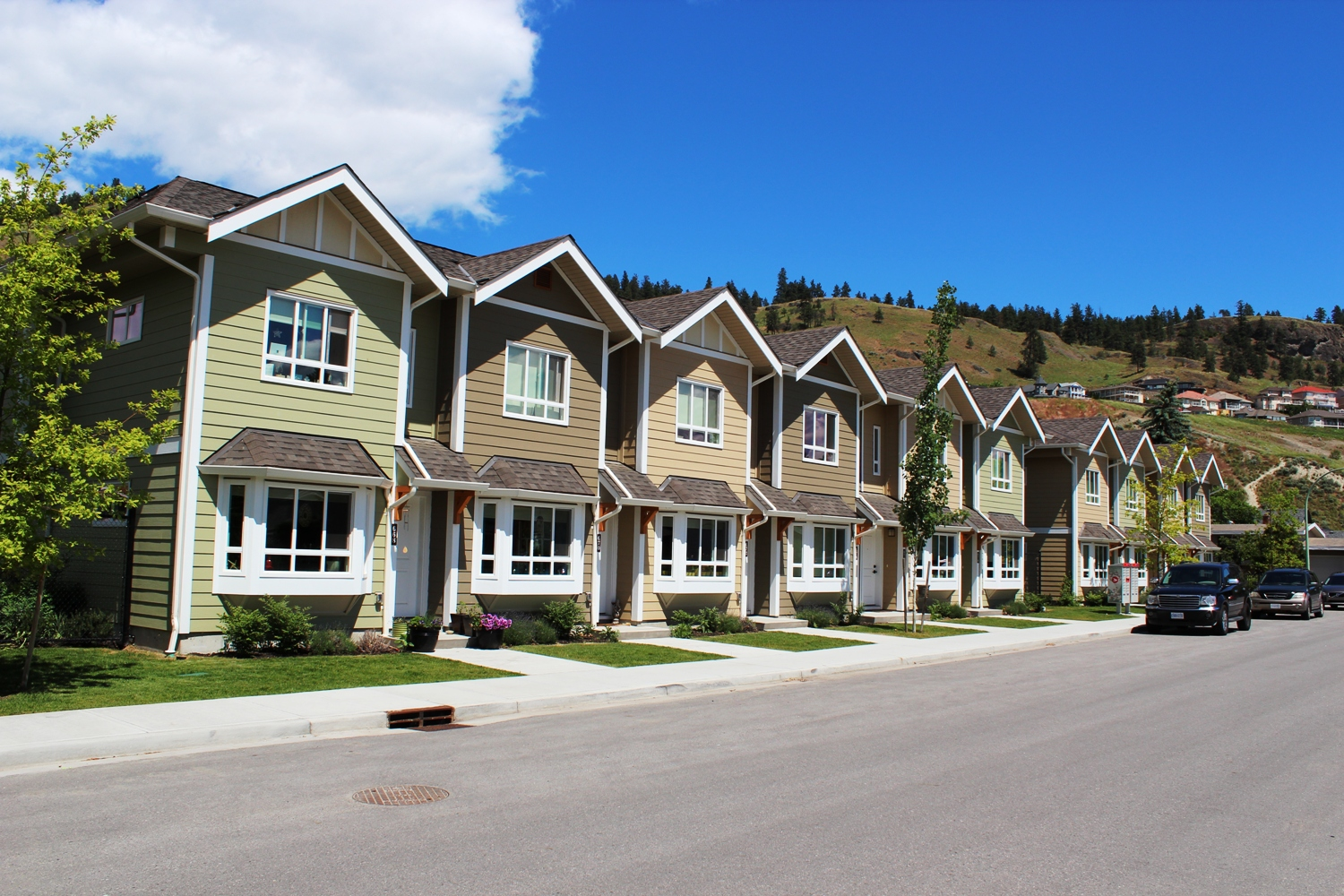 2 And 3 Bedroom Kelowna Townhomes For Sale Quincy Vrecko