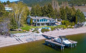 Whisky Cove waterfont property