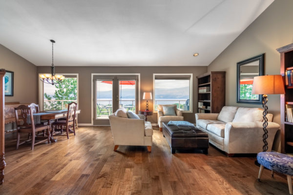 hardwood flooring Tracey Vrecko Kelowna Real Estate