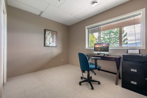 home office Tracey Vrecko Kelowna Real Estate