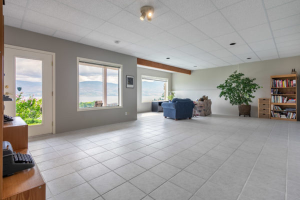 rec room Tracey Vrecko Kelowna Real Estate