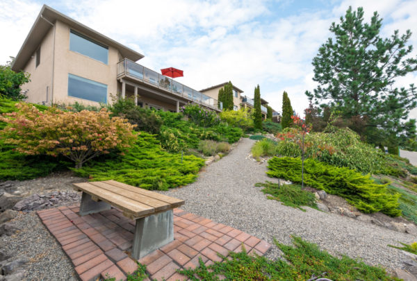 landscaping Tracey Vrecko Kelowna Real Estate