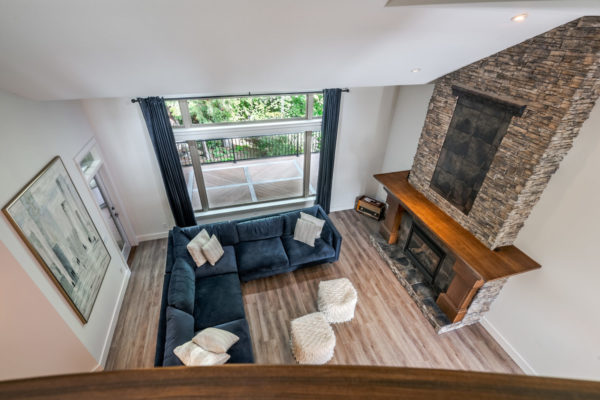 grand fireplace Quincy Vrecko Kelowna Real Estate