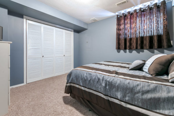 basement bed 1491 Rose Meadow Drive