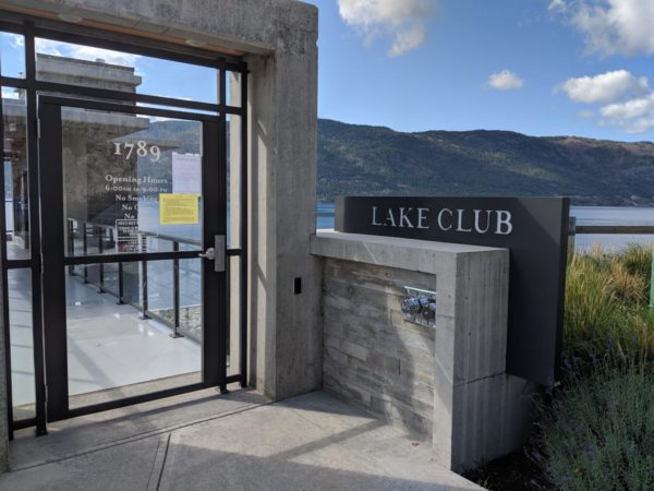 Lakestone Lake club