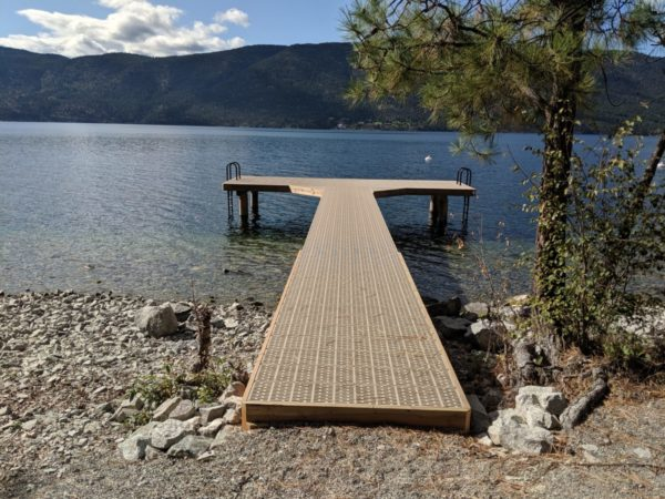 Dock with View Lakestone