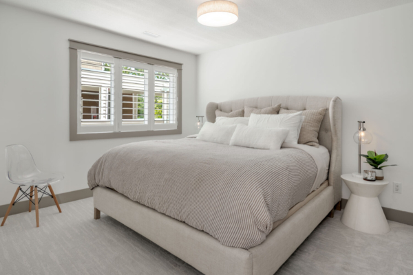 Master bedroom Bluebird QVA