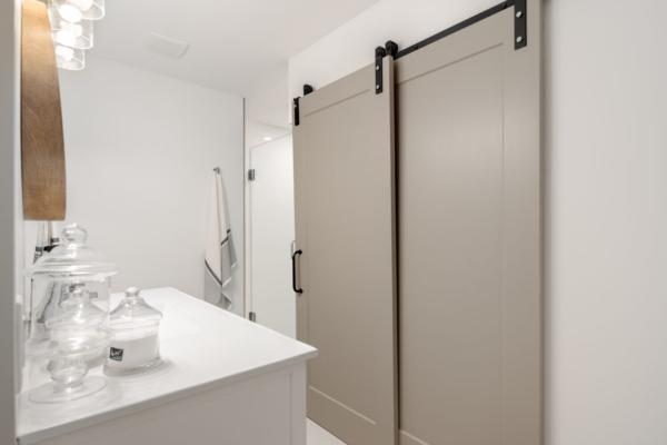 Bathroom Bluebird