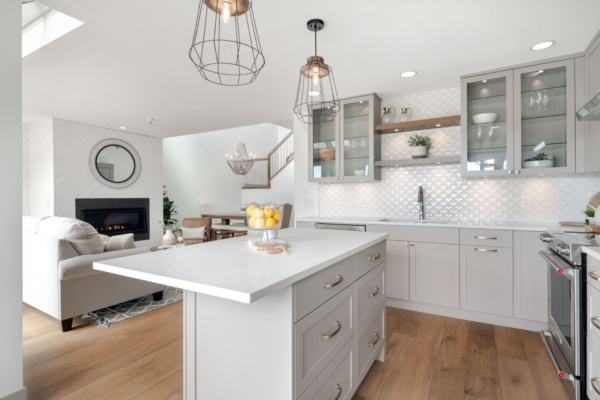 Open Concept Layout Real Estate