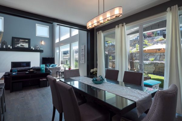 Dining Room 455 Lakepointe Quincy Vrecko Kelowna Homes