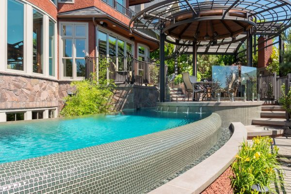 Epic Pool 1001 Westpoint Quincy Vrecko Kelowna Luxury Real Estate