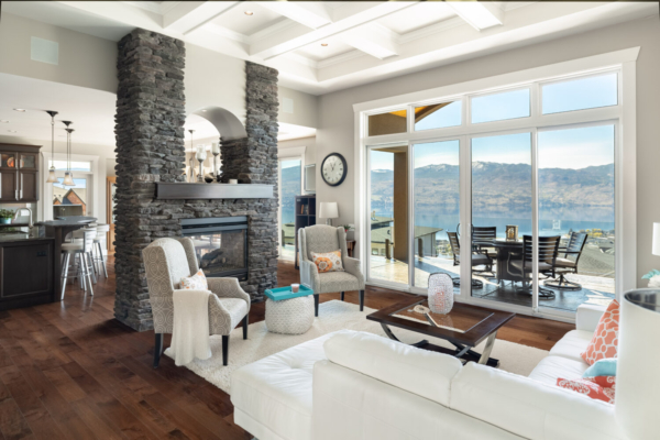 1477 Pinot Noir Drive - luxury living room with view - Quincy Vrecko