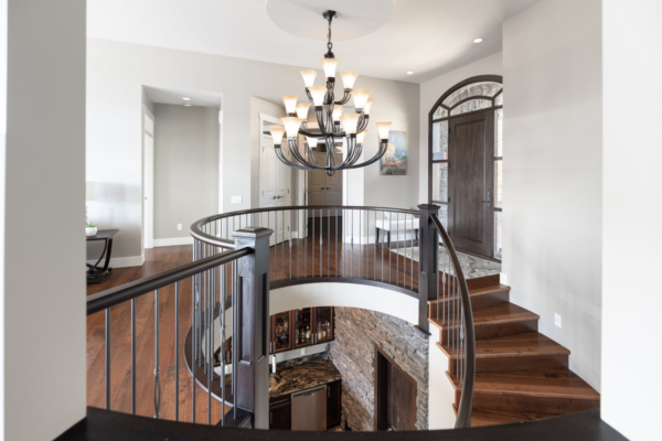 1477 Pinot Noir Drive - grand staircase - Quincy Vrecko