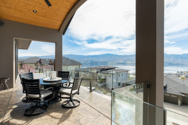 1477 Pinot Noir Drive - deck with view - Quincy Vrecko