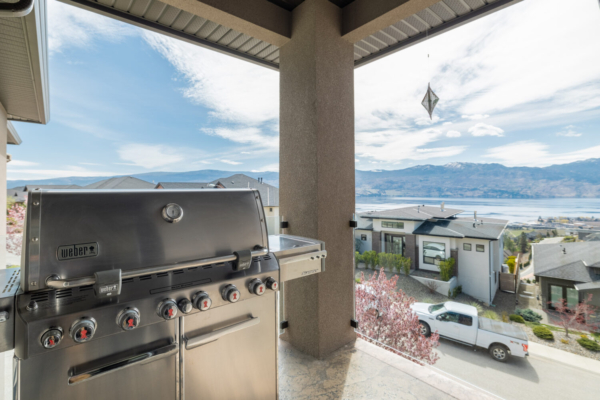 1477 Pinot Noir Drive - barbecue deck - Quincy Vrecko