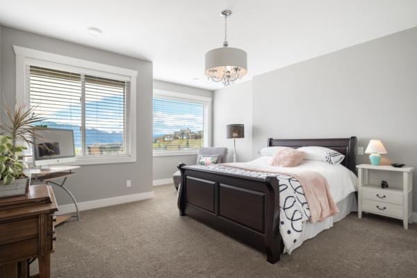 1477 Pinot Noir Drive - bright bedroom - Quincy Vrecko
