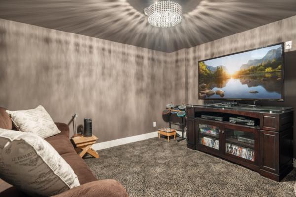 1477 Pinot Noir Drive - movie room - Quincy Vrecko