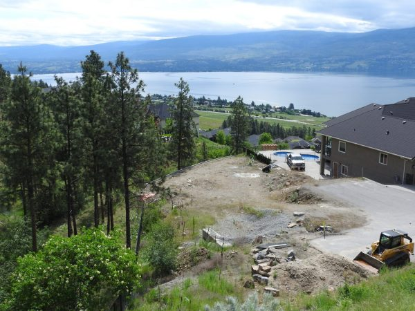 1503 Vineyard Building Lot Kelowna Luxury Real Estate Quincy Vrecko