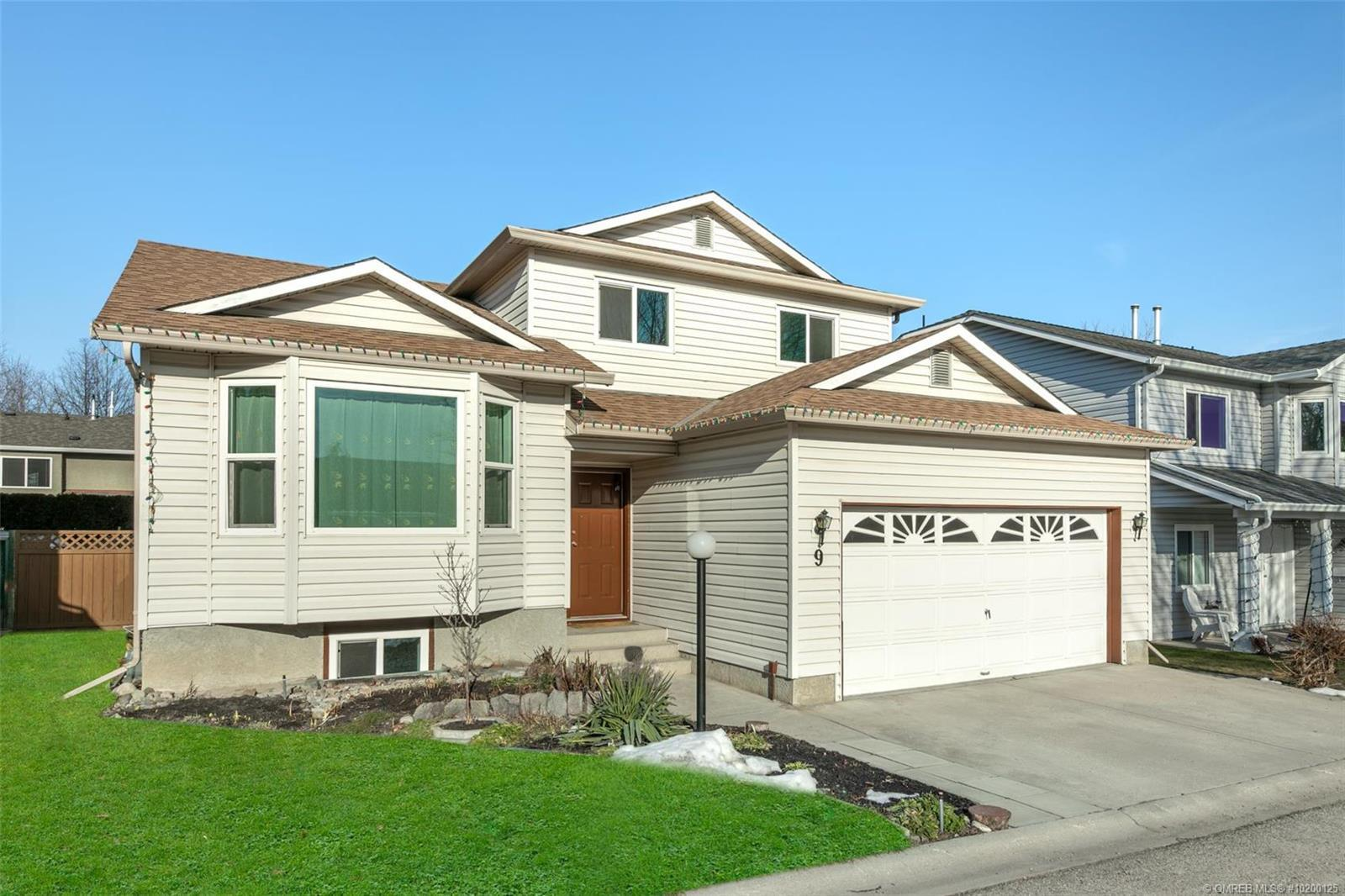 #9 555 Glenmeadows Road,, kelowna, British Columbia